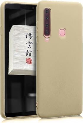 Telefonaksesuarı Samsung Galaxy A9 2018 Kılıf Ultra Slim Yumuşak Premier Silikon
