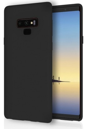 Telefonaksesuarı Samsung Galaxy Note 9 Kılıf Ultra Slim Yumuşak Premier Silikon