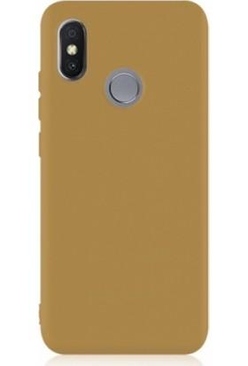 Telefonaksesuarı Xiaomi Mi 8 Ultra Slim Yumuşak Premier Silikon Kılıf