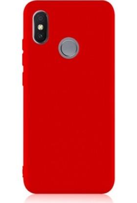 Telefonaksesuarı Xiaomi Redmi S2 Ultra Slim Yumuşak Premier Silikon Kılıf