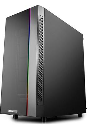 Deep Cool MATREXX55 ADD-RGB 3F E-ATX / ATX / Mikro ATX / Mini-ITX Siyah Kasa