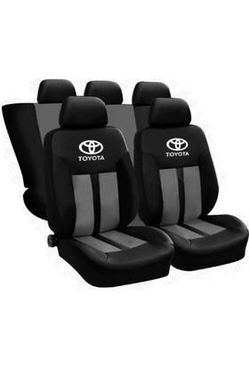 Stylecar Toyota Oto Koltuk Kılıfı Gri Styl700157