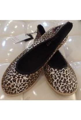 Twinset Kadın Ayakkabı Babet