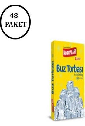 Koroplast Koroplast Buz Torbası (48 Paket)