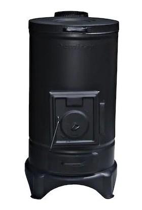 Demiray Siyah 50 Cm Saç Soba