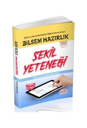 Editör Yayınları BİLSEM Şekil Yeteneği Tüm Sınıf Düzeyleri İçin