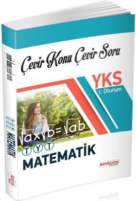 İnovasyon Yayınları TYT Matematik Çevir Konu Çevir Soru