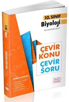 İnovasyon Yayınları 10. Sınıf Biyoloji Çevir Konu Çevir Soru