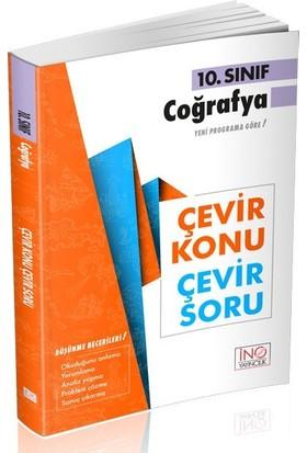 İnovasyon Yayınları 10. Sınıf Coğrafya Çevir Konu Çevir Soru