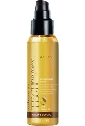 Avon Argan ve Hindistan Yağlı Saç Serumu 100 ml