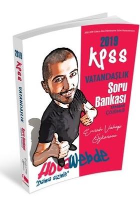 Hocawebde Yayınları 2019 KPSS Vatandaşlık Soru Bankası