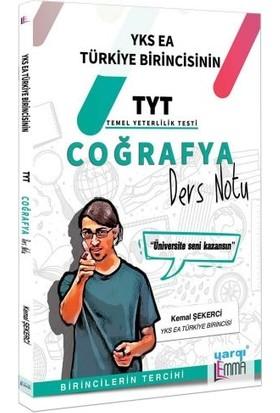 Yargı Lemma Yayınları YKS TYT Coğrafya Ders Notu