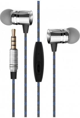 Vidvie HS606Z 3.5mm Mikrofonlu Kulaklık - Gri