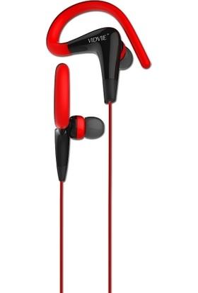 Vidvie HS618 3.5mm Mikrofonlu Kulaklık - Kırmızı