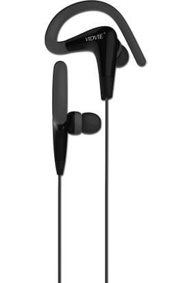 Vidvie HS618 3.5mm Mikrofonlu Kulaklık - Siyah