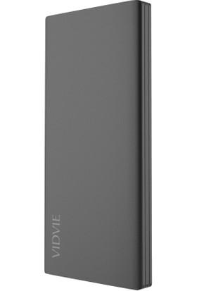 Vidvie PB718 10000mAh 2.4A Çift Çıkışlı Powerbank - Siyah