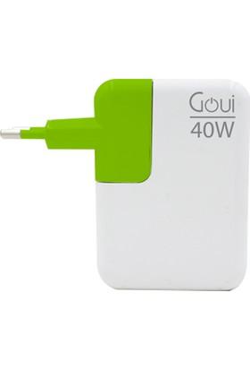Gqui 40W 6'lı Şarj Adaptörü
