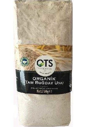 OTS Organik Organik Tam Buğday Unu 750 gr