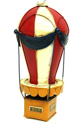 Mnk Dekoratif Metal Balon 1.Sınıf