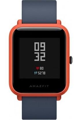Xiaomi Amazfit Bip Bluetooth Nabız GPS Akıllı Saat - Global Versiyon - Turuncu - Ios ve Android Uyumlu (İthalatçı Garantili)