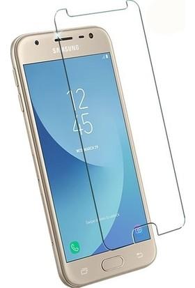 Case 4U Samsung Galaxy J7 Core J701F Ekran Koruyucu Temperli Cam
