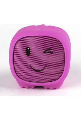 Dino Pembe Bluetooth Hoparlör - Havalı