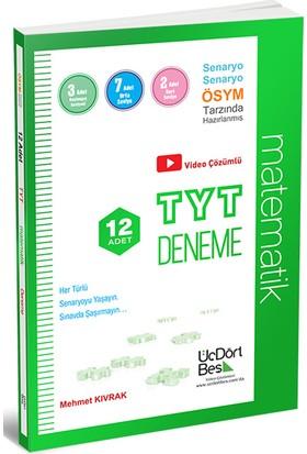 Tyt Matematik Ösym Tarzında Hazırlanmış 12 Adet Deneme 2. Oturum