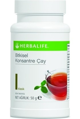 Herbalife 50 Gr Klasik Çay