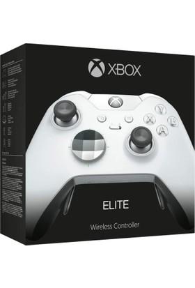 Microsoft Xbox One Elite Wireless Oyun Kumandası - Beyaz Özel Surum-Hm3-00012