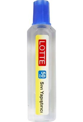 Lotte Glue Pen Sıvı Yapıştırıcı 50 ml