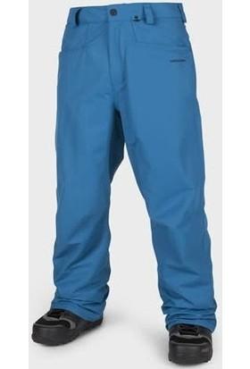 Volcom Carbon Erkek Snowboard Pantolon Blu