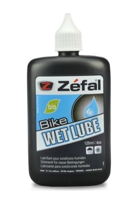 Zefal Bisiklet Zincir Yağı Wet Lube