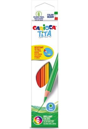 Carioca Tita Kuru Boya Kalemi 6'Lı
