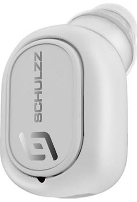 Schulzz H58 Mini Handsfree Kablosuz Bluetooth Mikrofonlu Kulaklık Beyaz