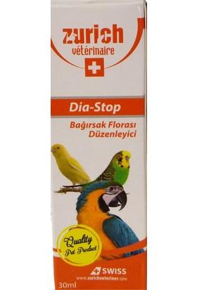 Zurich Dia-Stop Bağırsak Florası Düzenleyici 30 Ml ( İshal İçin )