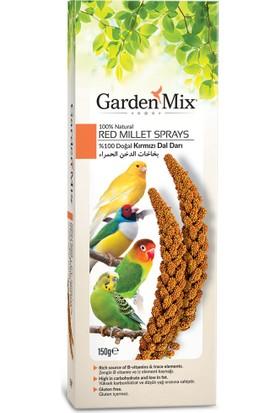 Gardenmix Platin Kırmızı Dal Darı 150 Gr