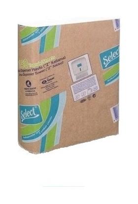 Select Select Fold Dispenser Z Havlu 200 Lü 12 Paket
