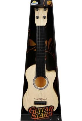 Yifeng Gerçek Telli Küçük Gitar