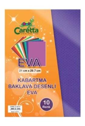 Caretta Eva Kabartma Baklava Des. 10Lu Ckk.2-A410
