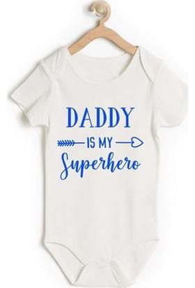 Scubapromo Dady Süper Hero Bebek Zıbın