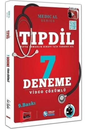 Yargı Yayınevi TIPDİL Video Çözümlü 7 Deneme Sınavı 9. Baskı
