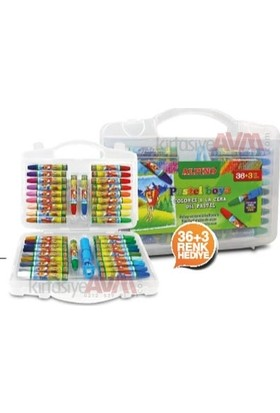 Alpıno 36 Renk Pastel Boya Dc-008298