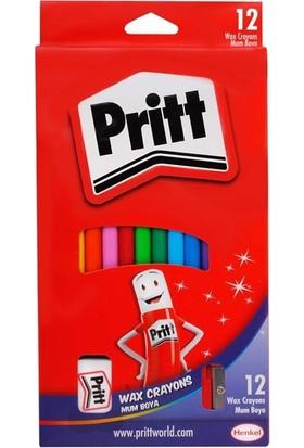 Pritt 12 Renk Silinebilir Pastel Boya 1433960