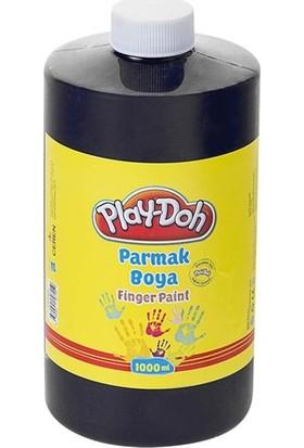 Play-Doh Parmak Boyası Siyah 1000 Ml Pr025