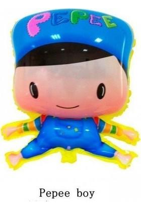 Parti Feneri Pepe Folyo Balon 60 cm