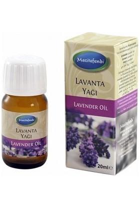 Mecitefendi Lavanta Yağı 20 ml (%100 Saf Uçucu Yağ)