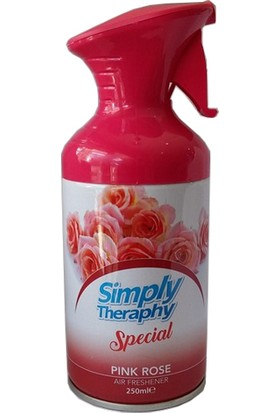 Simply Therapy Spesial Pınk Rose 250 ml Oda Spreyi