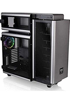 Thermaltake Level 20 TG Edition 3x140mm Riing Plus Fan+2xLumi Plus LED Strips Full Tower E-ATX Kasa (CA-1J9-00F9WN-00)