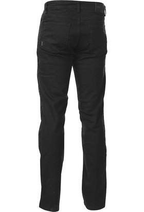 4Riders Texas Korumalı Kot Pantolon (Siyah)