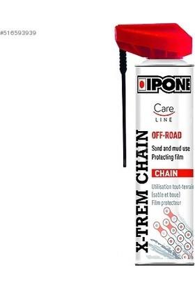 Ipone X-Trem Chain Offroad Sprey Zincir Yağı 250 ML